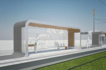 Les nouvelles stations du tram T12