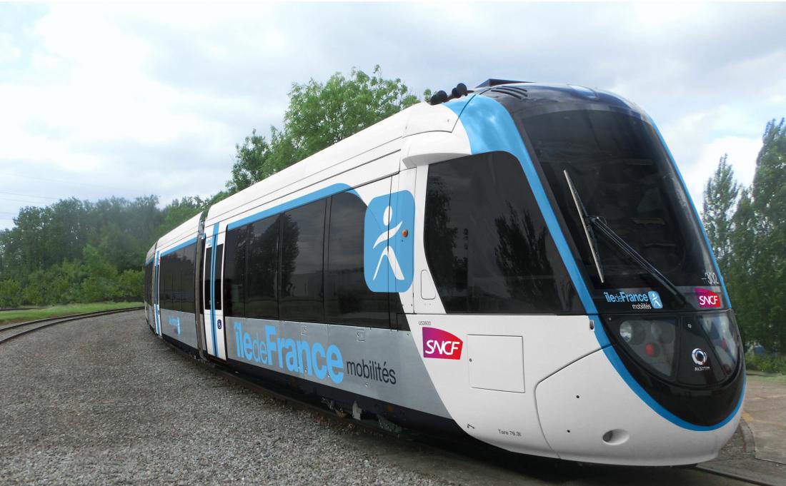 Rame Alstom Dualis