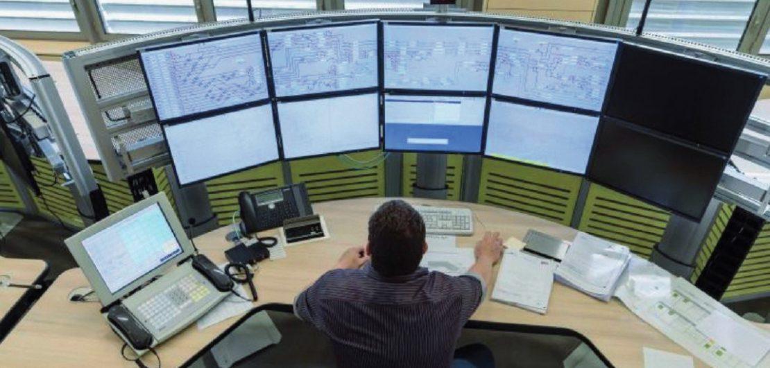 Le poste de commandement centralisé du tram T12
